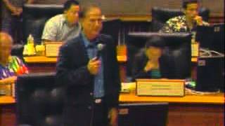 Rep. Gene Ward Addresses HR88 and HCR117 - Micronesia; Palau; Marshall Islands