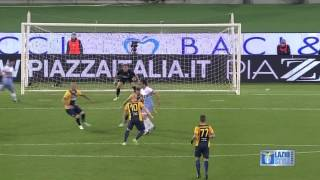 Video Gol Pertandingan Lazio vs Hellas Verona