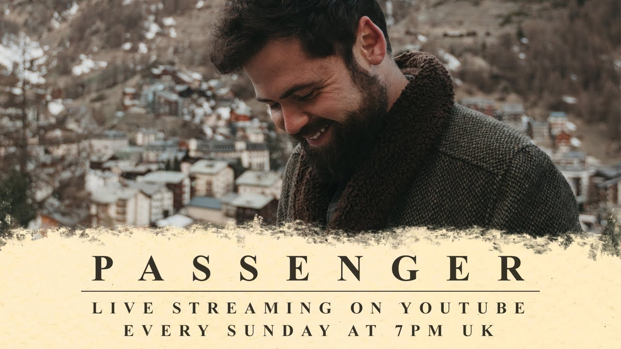 Passenger | Isolation Live Stream #8