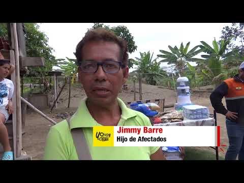 Microinformativo Yo Soy de Chone - Entrega de ayuda humanitaria
