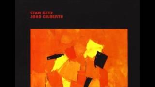 João Gilberto -  Stan Getz  - Desafinado (Off-key)
