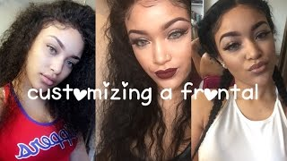 How I Make My Lace Wigs Look Natural | Bestlacewigs Gsw146