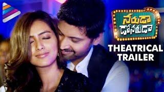 Naruda DONORuda Movie Theatrical Trailer | Sumanth | Naruda Donaruda Trailer | Telugu Filmnagar