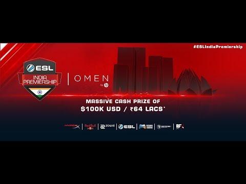 ESL India Premiership 2017   Summers Master League - Phase 1   Day 13