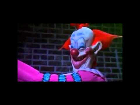 Killer Klowns from Outer Space - Shadow Puppets Scene