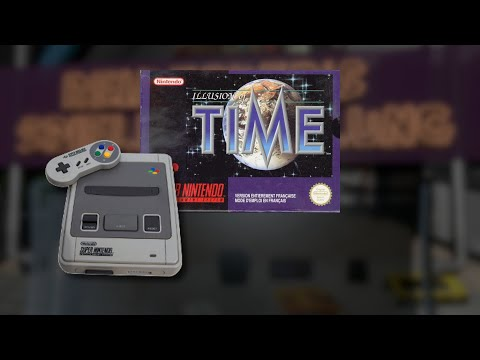 Gameplay : Illusion of Time [SNES]