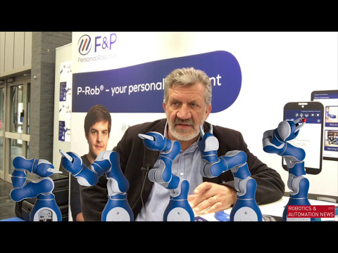 F&P Robotics boss says future robots will have consciousness