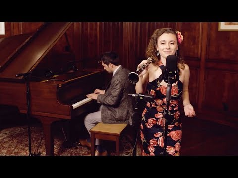 My Hero - Foo Fighters (Vintage '30s Cover) ft. Chloe Feoranzo