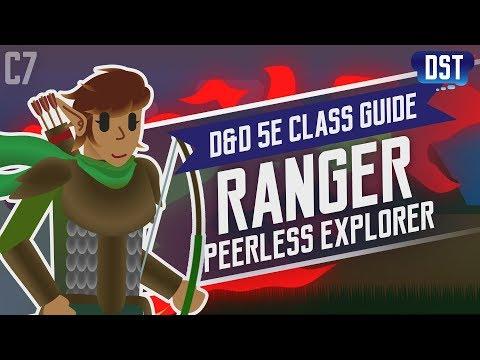 D&D 5e Ranger Class Guide ~ Those Aren't Berries    You've Never Met an  Owlbear Have You?