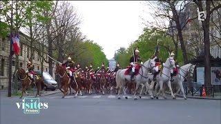 Les coulisses de la Garde Républicaine à cheval – Reportage – Visites privées