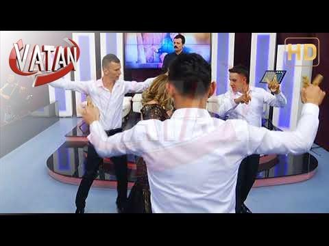 Ramazan Çelik ve Sevgi Petek Vatan TV'de Oyun Ekibiyle Coşturuyor - Yanmada Güzeli Yanıyom Ben