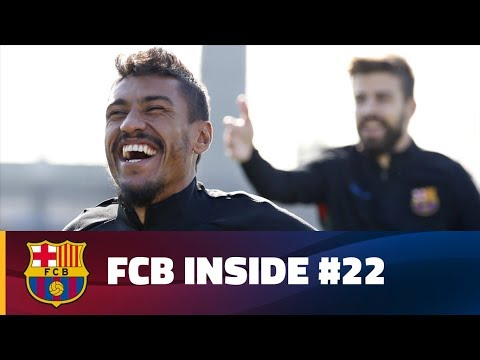 The week at FC Barcelona #22