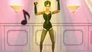 Rihanna feat Jay-Z - Umbrella (Sims 2 Version)