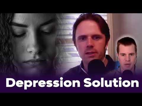 Depression Solution  - Dr. J. Live Podcast #158