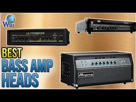 10 Best Bass Amp Heads 2018