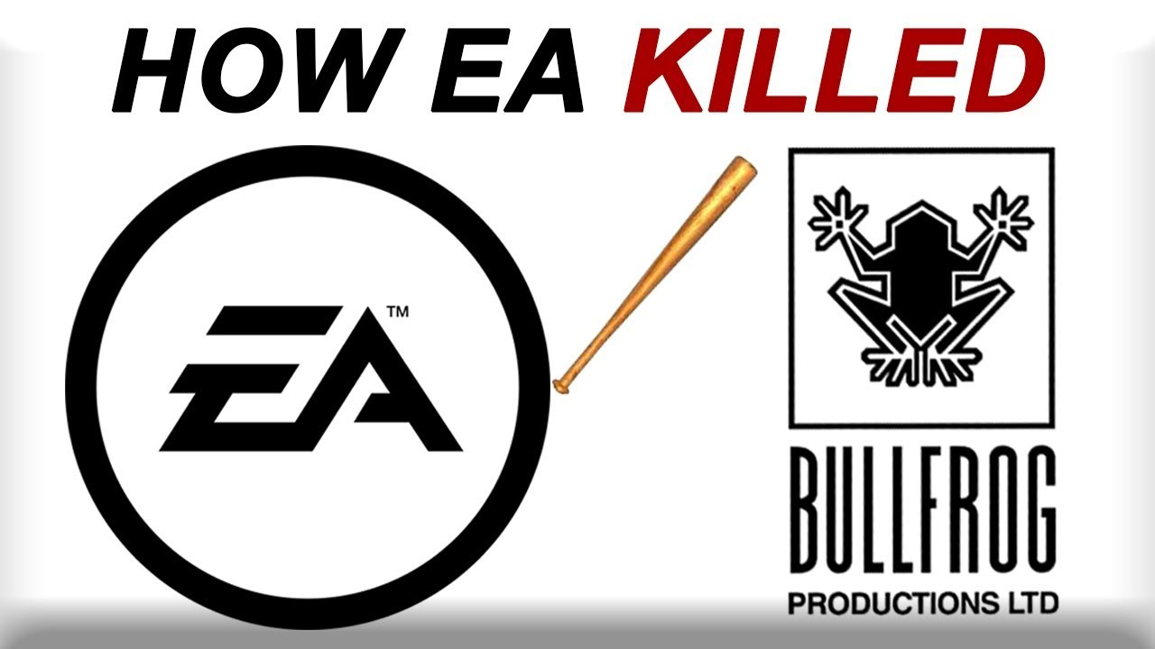 How EA Killed Bullfrog