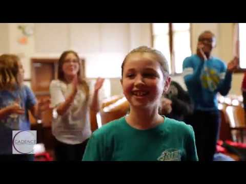 Albert Hill Middle School: Drama and hip hop club