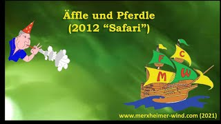 "Äffle und Pferdle (2012 ""Safari"")"