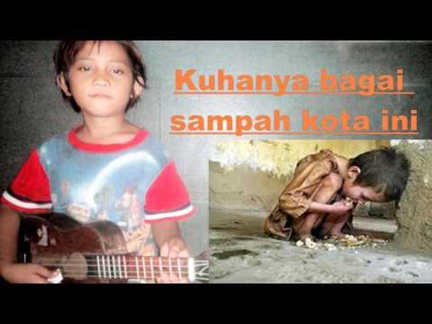 Lagu-kisah Anak Jalanan  (Kisah-nyata)