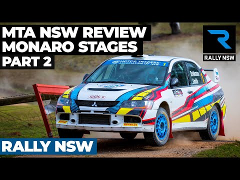 Rally Car Racing - Monaro Stages Rally Review - Part 2
