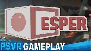 ESPER: PSVR - First impressions!!!!