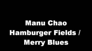 Manu Chao - Hamburger Fields / Merry Blues