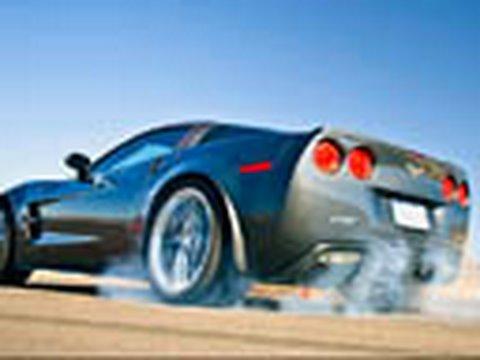 2009 Chevrolet Corvette ZR1 Test - YouTube