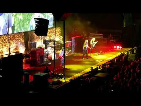 Deep Purple - Time for Bedlam / Fireball - 2017-11-11 Jäähalli, Helsinki, Finland