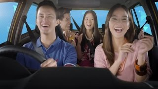 Iklan Toyota New Agya 2017 - Have Fun Go Max