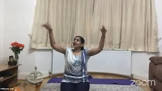 24-02-2021 - Hatha Yoga With Bhavnaben Jogi