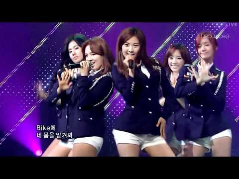 [Full HD][1080p] 090726 SNSD - Genie