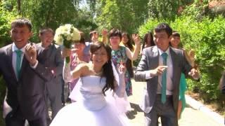Свадьба на позитиве Берик и Динара Омск