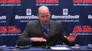 Andy Kennedy Post-Louisiana Tech Press Conference