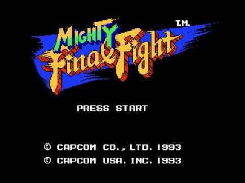 Mighty Final Fight (NES) Music - Round 01 Slum