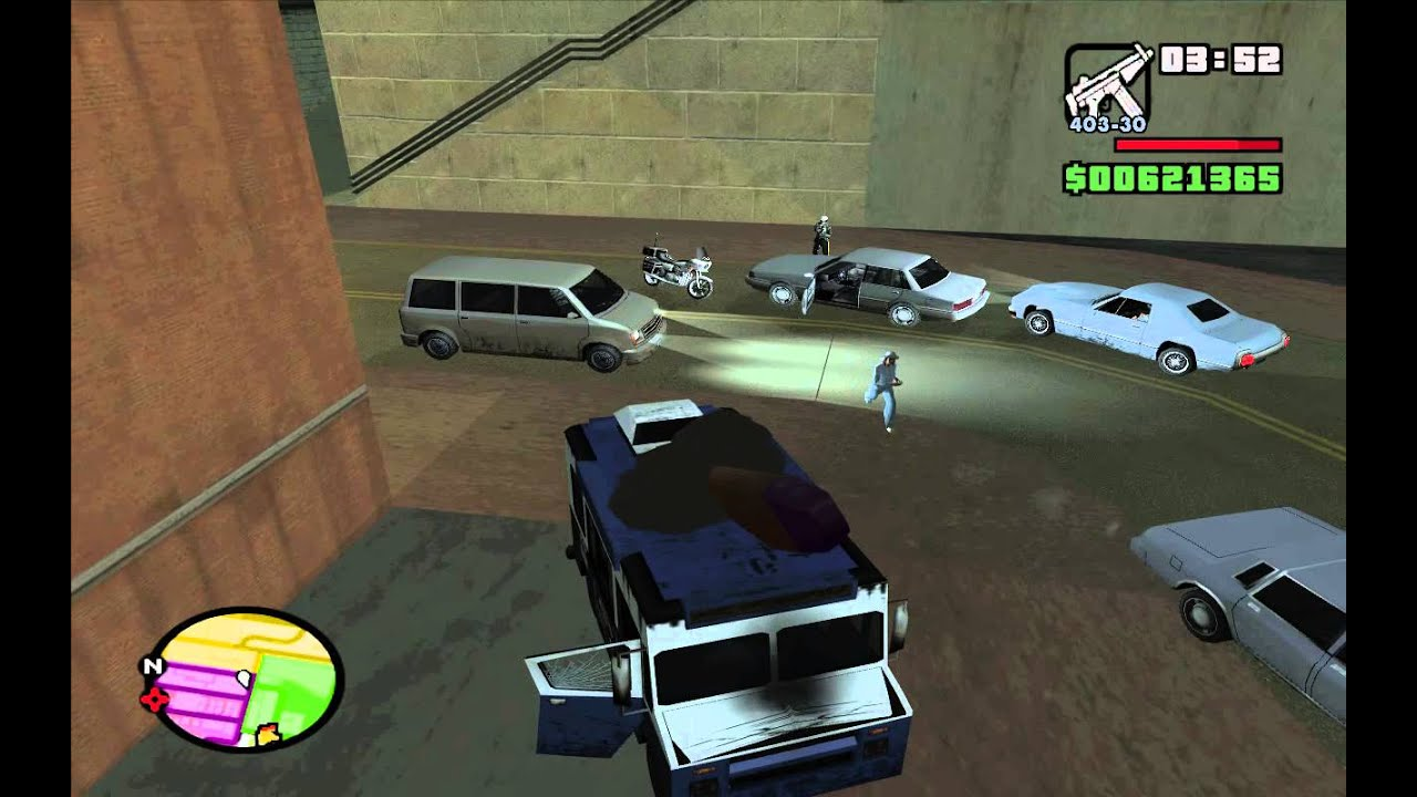 GTA San Andreas - WCTR Radio Talking about Madd Dogg