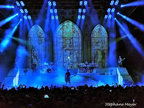 GHOST live Strasbourg 2019  - Kiss the go goat, Dance macabre, Square hammer