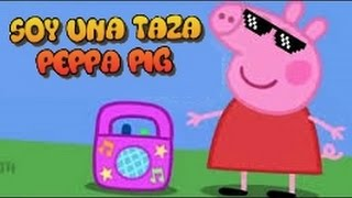 Soy una Taza - Coreografía Completa- Canciones Infantiles para Bailar con Peppa pig