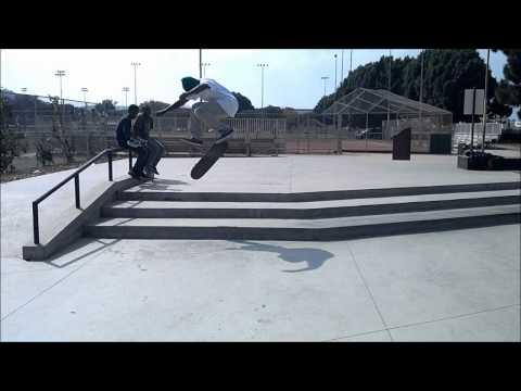 Game Of Skate: Jordan Norwood Vs. Justin Chorus