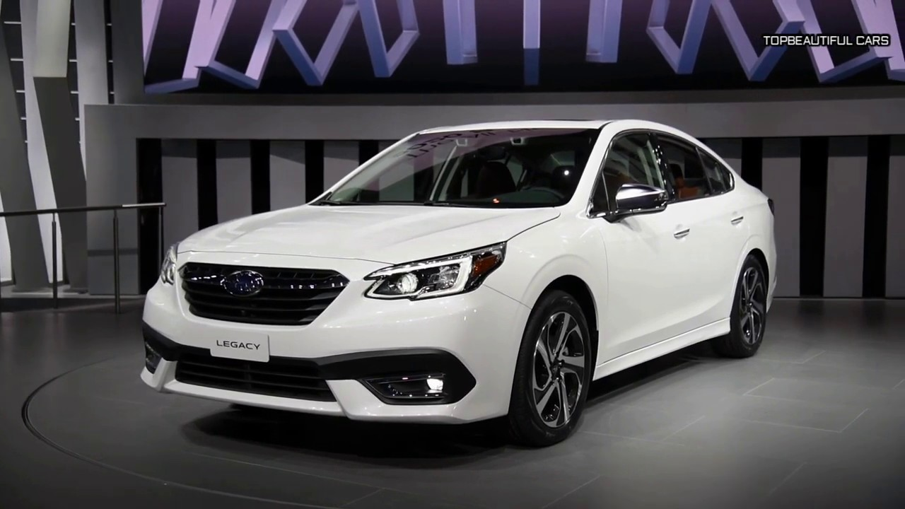 2020 Subaru Legacy Specs And Drive