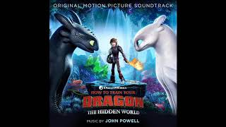 Together from Afar (Jónsi) - H๐w to Train Your Dragon The Hidden World Soundtrack John Powell OST