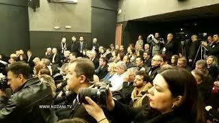 Η ανακήρυξη του Πρόεδρου Δημοκρατίας σε επίτιμο Δημότη Βελβεντού