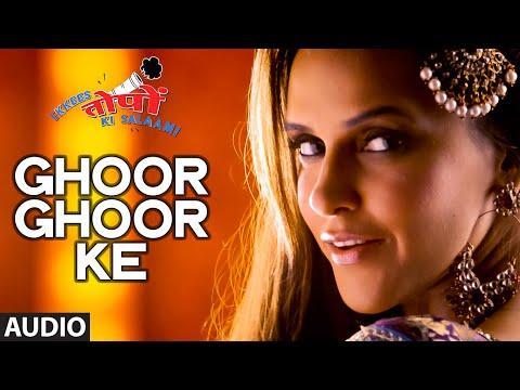 """Ghoor Ghoor Ke"" AUDIO Song   Ekkees Toppon Ki Salaami   Ram Sampath   Neha Dhupia   Sona Mohapatra"