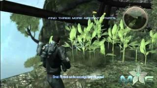 Dark Void Walkthrough - Episode 1 - Chapter 4: Spare Parts 2/4