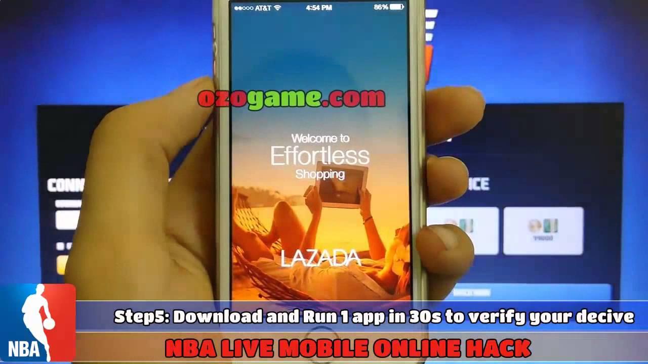 nba live hack apk latest version