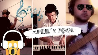 LANZENSTICKER - April's Fool