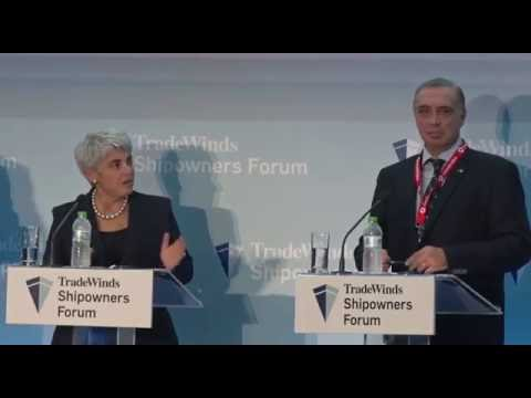 Tradewinds Shipowners Forum athens 2016 Posidonia part 2