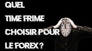 FOREX: Unité de Temps pour MIEUX Trader le FOREX à domicile.