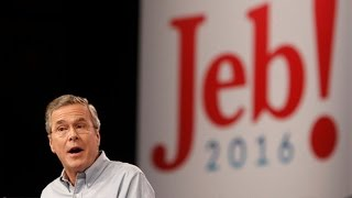 Orrin Hatch Says He's Backing Jeb Bush for President