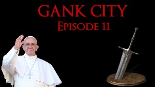 Dark Souls 3 PVP - The Pope t(h)rusts his neighbour