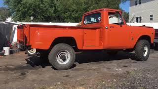 1971 ih pickup 12v